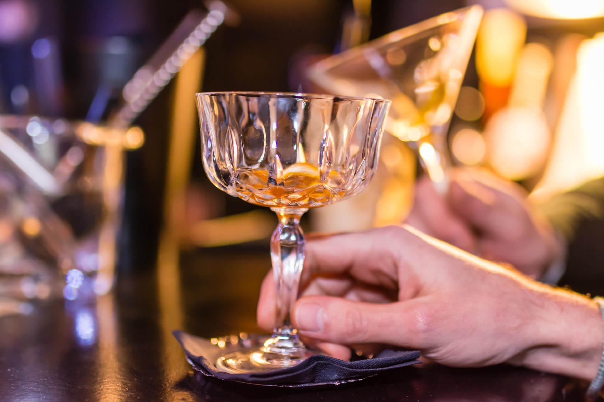 The Scofflaw Martini
