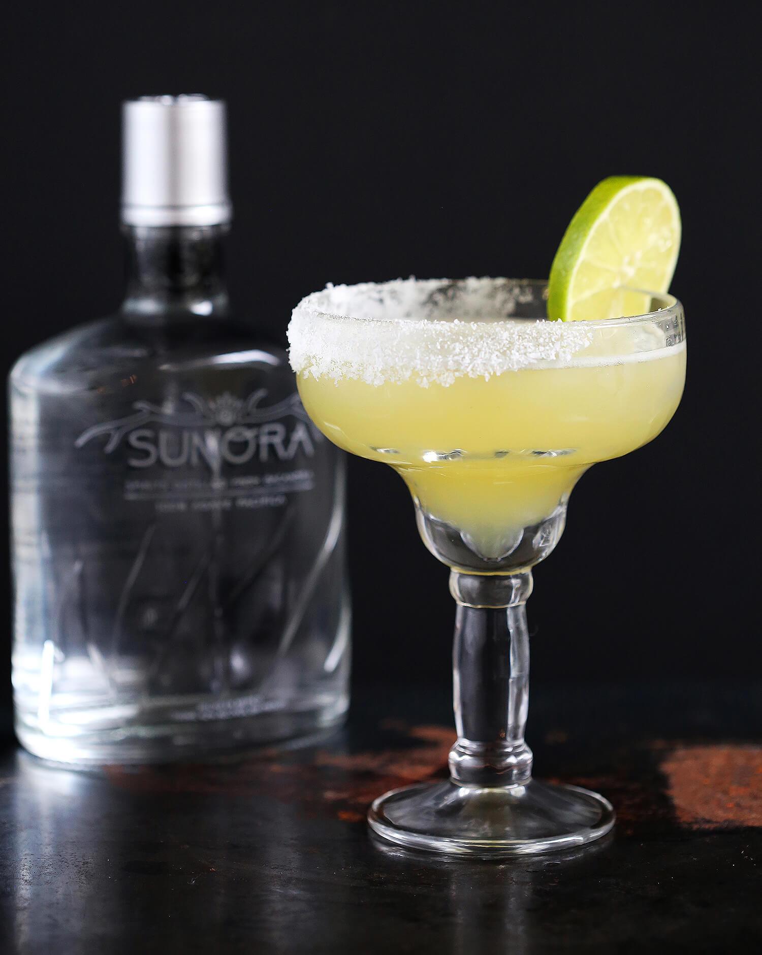 Bacarita™ Made with Sunora Bacanora Blanco