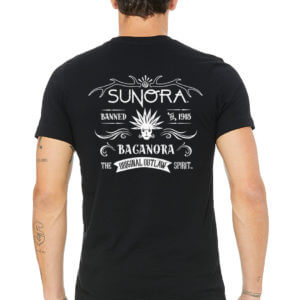 Mens Original Outlaw Spirit Tee Shirt