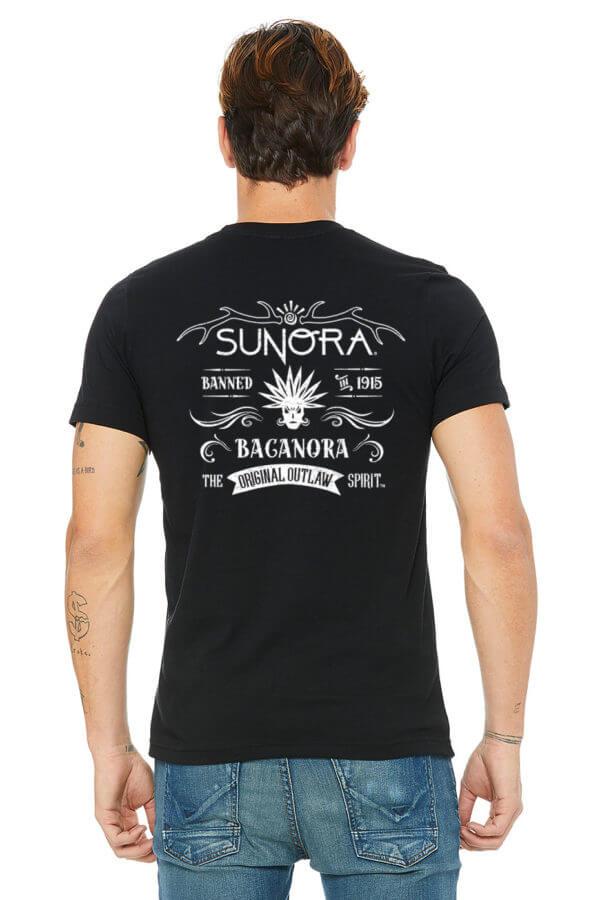 Mens Original Outlaw Spirit Tee Shirt