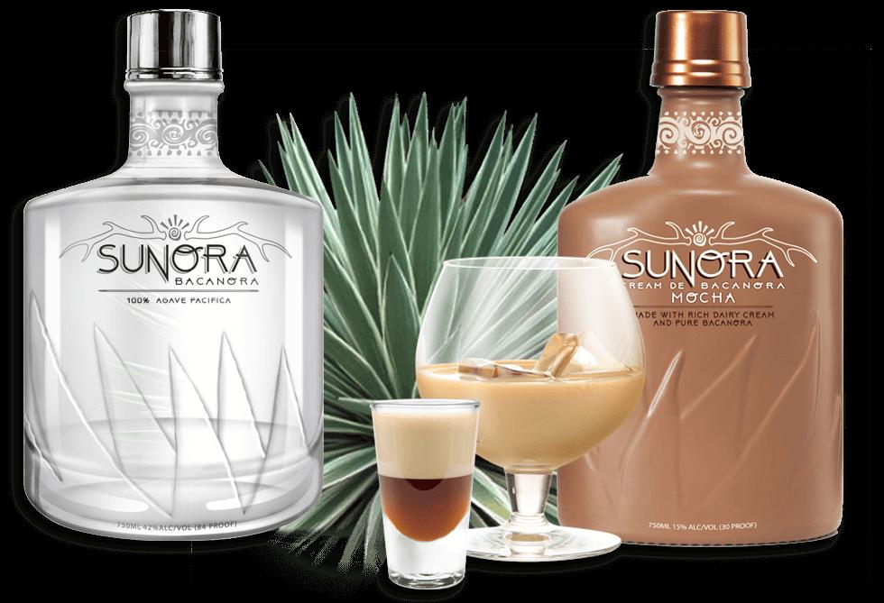 Bottles of Bacanora