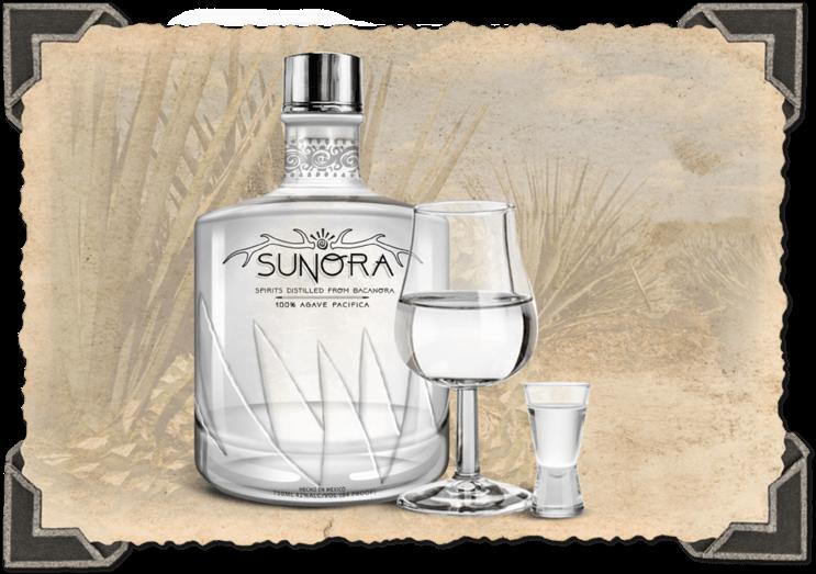 Sunora Bacanora Blanco Large Bottle