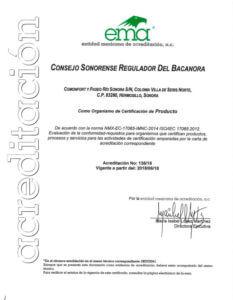 Consejo Sonorense Regulador Del Bacanora