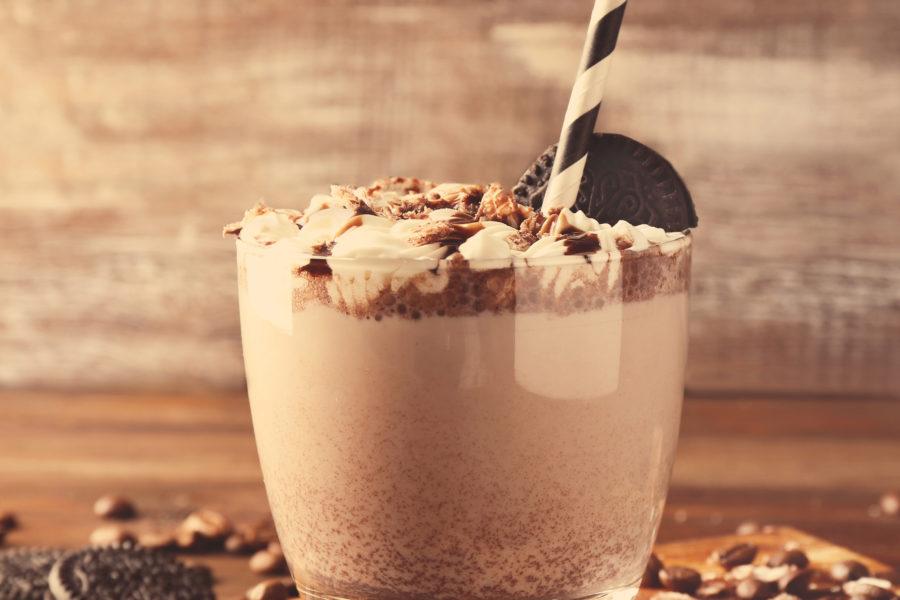 Mocha Loca Milkshake