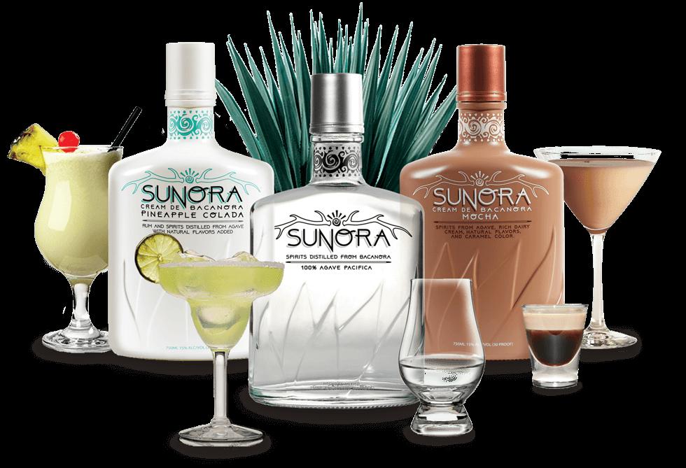 Sunora Bacanora Three Bottles