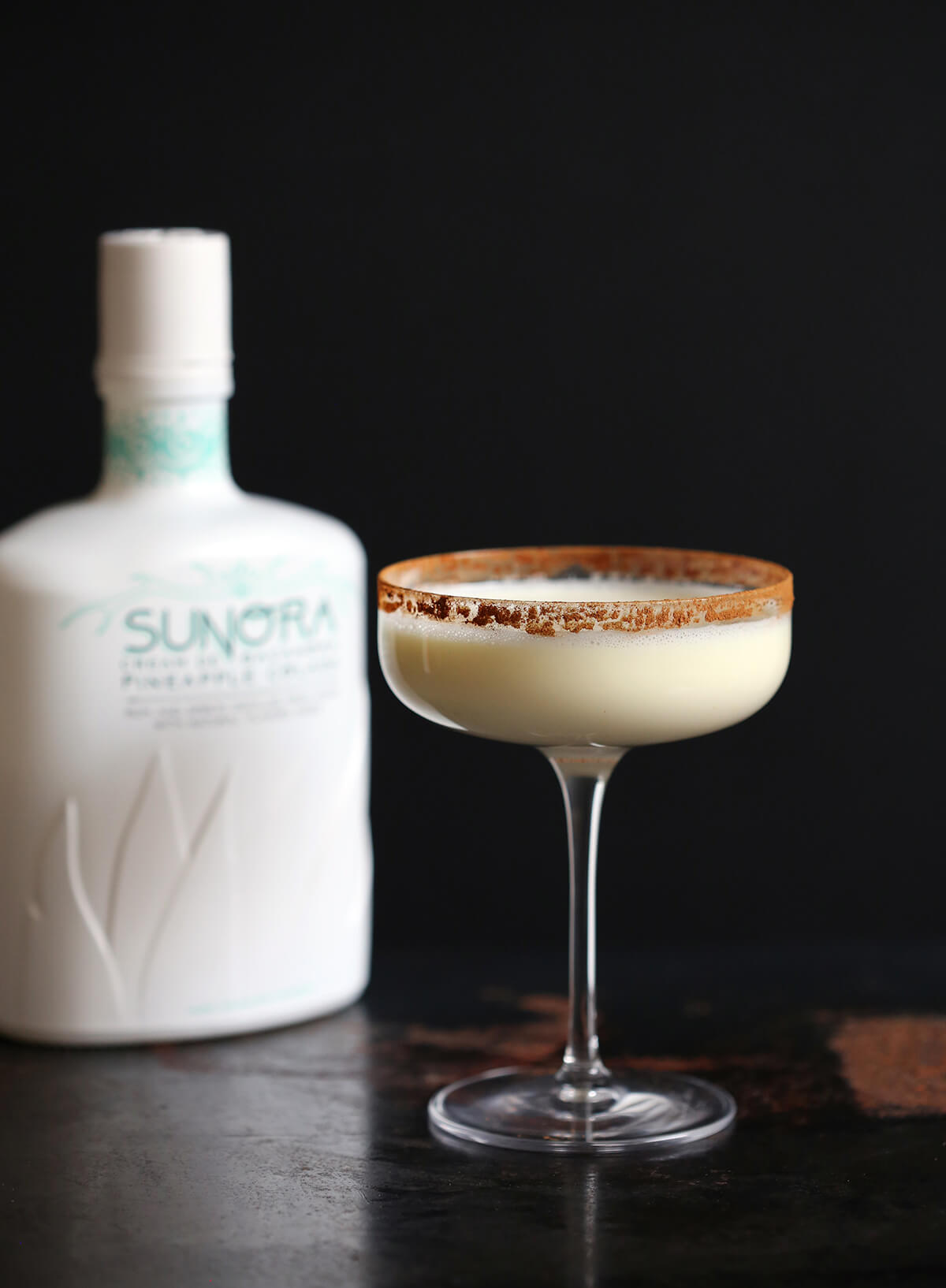 The Sunora Banana Martini
