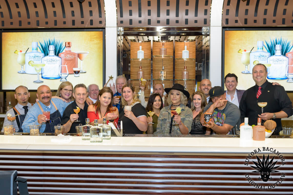 The Inaugural Sunora Bacanora Mixology Contest 2018