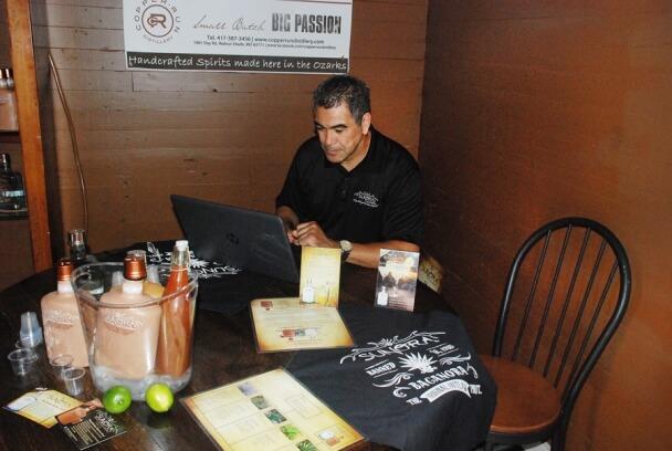 Ruben Lopez, President of Amigo Brands