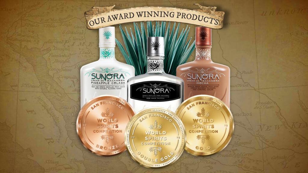 Sunora Bacanora Wins Double Gold at SFWSC 2019!
