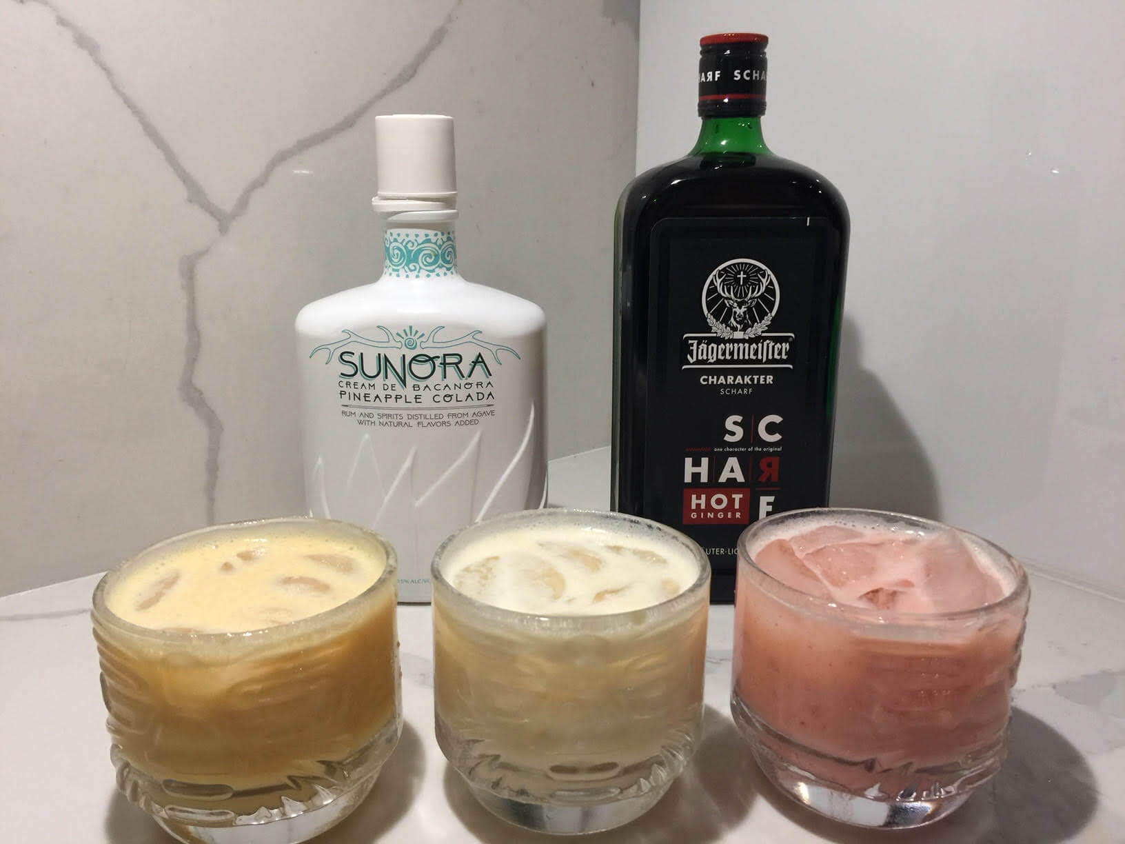 Jagermeister Sharf Hot Ginger & Bacanora